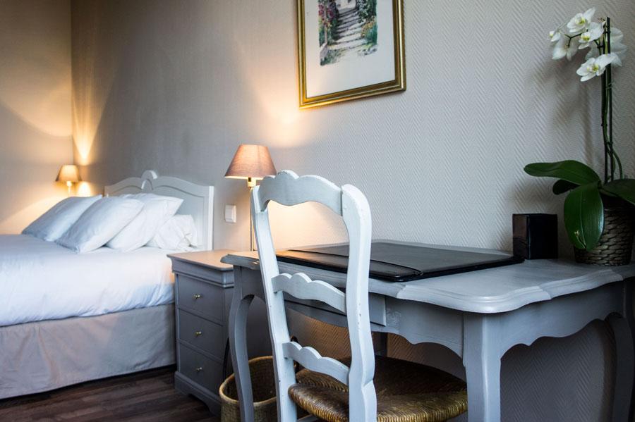 Aperçu chambre supérieure - Hôtel de France