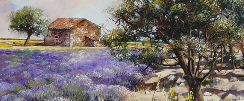 Exposition peinture Martine Béringuer